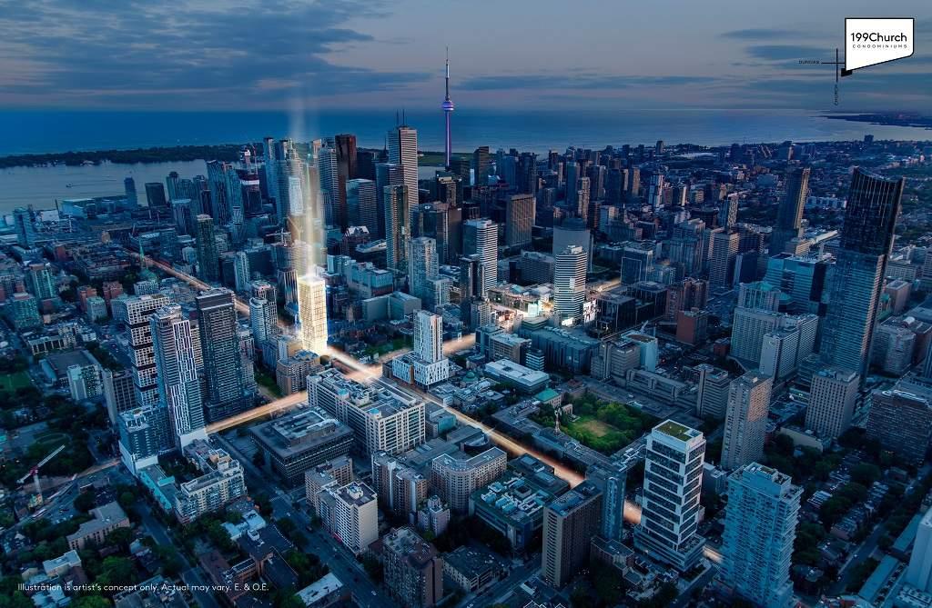 199 Church Condiminiums.Toronto Downtown