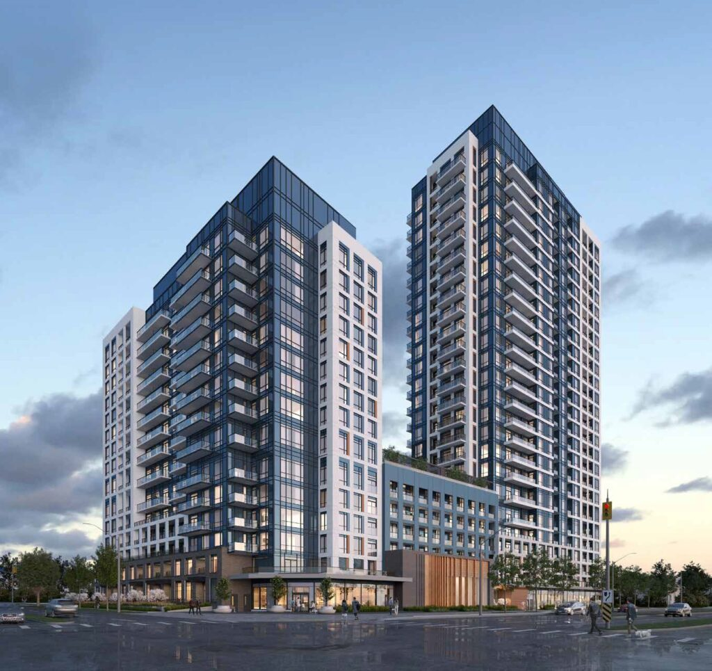 Beverley Condominiums at the Thornhill, Vaughan, Ontario, Condo, Town House