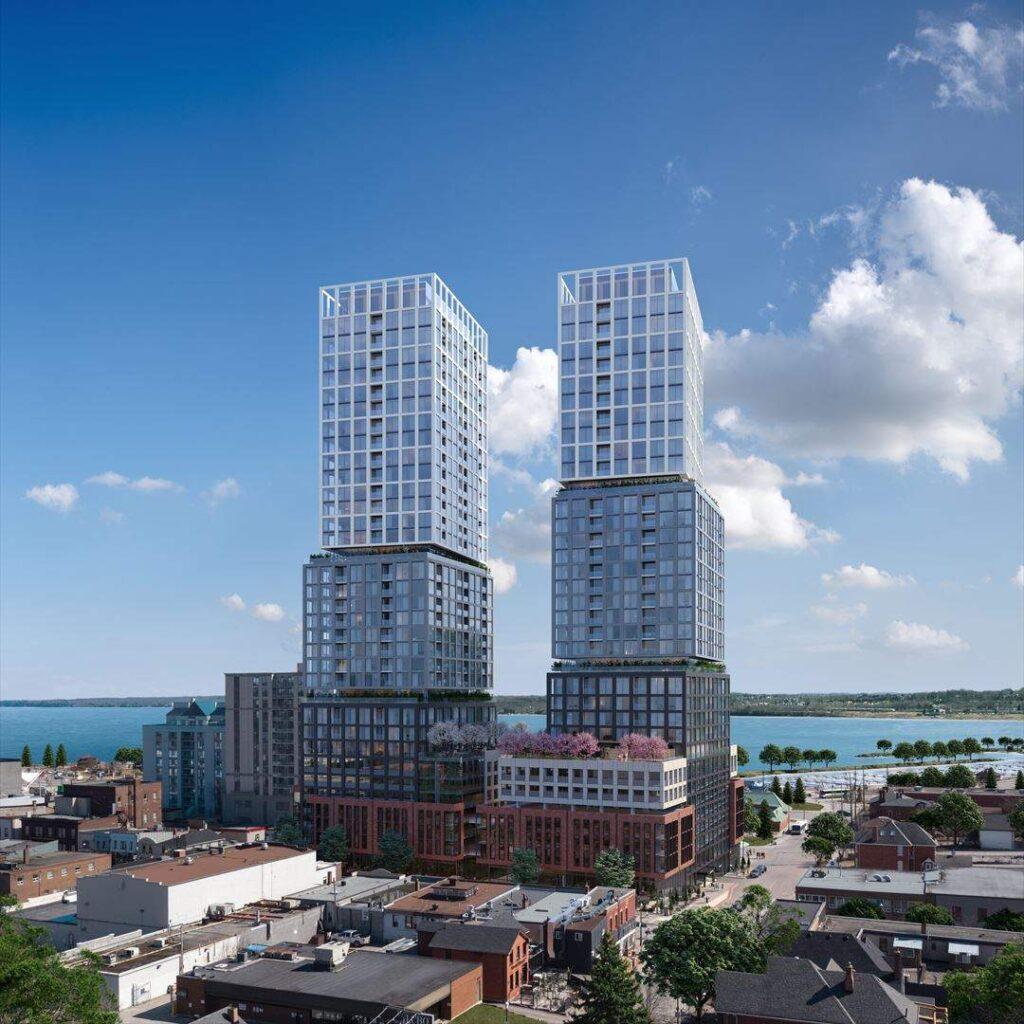 Début Waterfront Residences