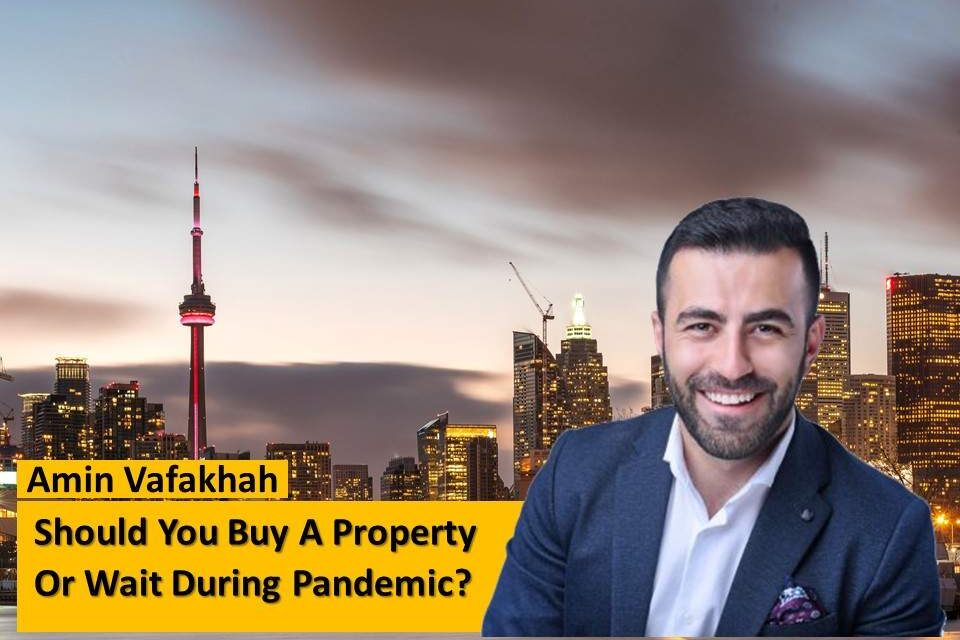 Should you buy a property or wait during pandemic?